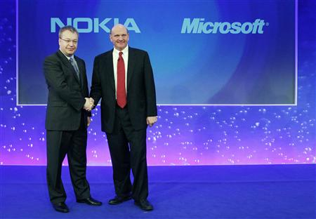 Nokia Microsoft alleanza