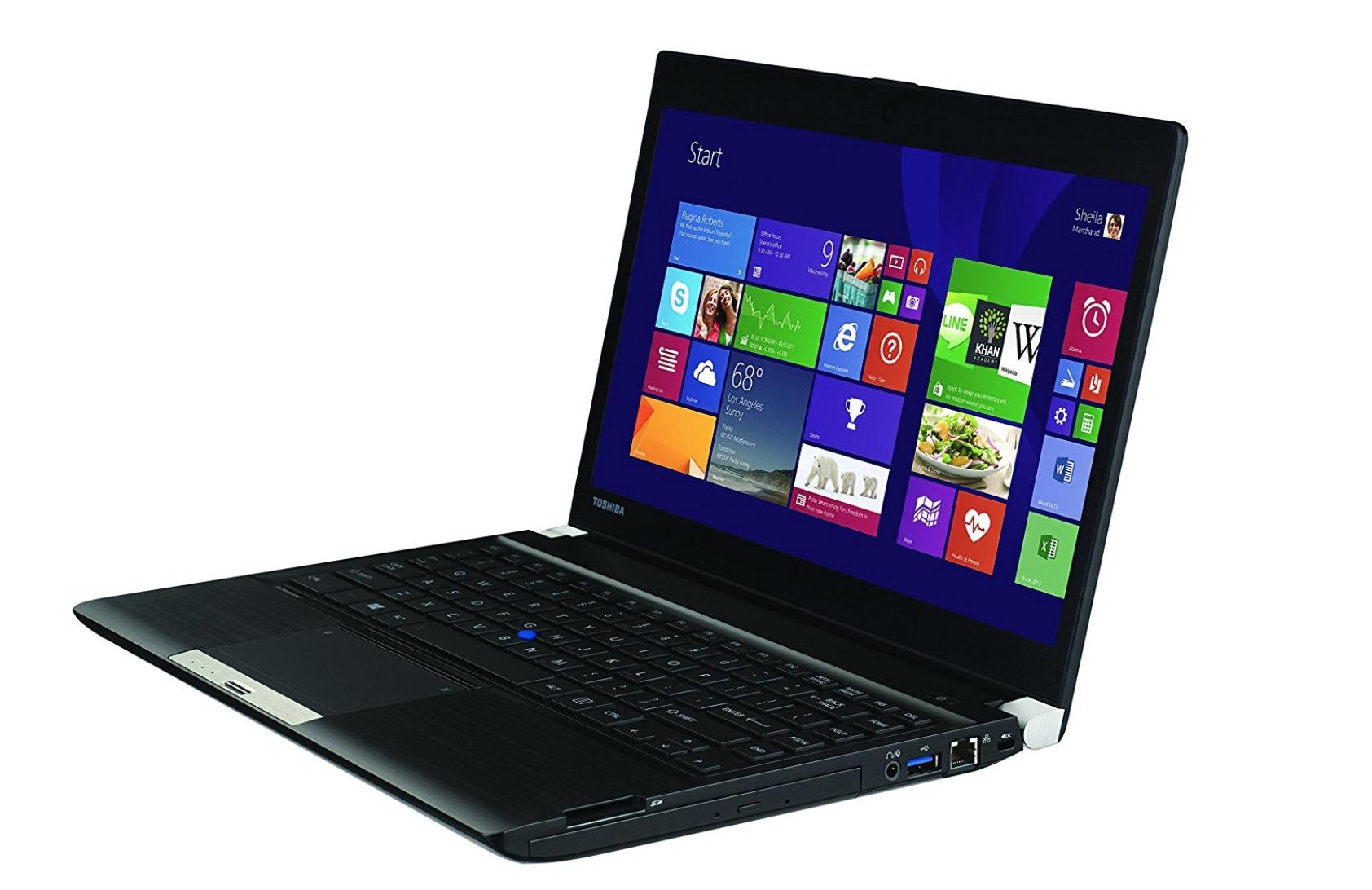 Notebook Toshiba R30 A 1CD Portégé