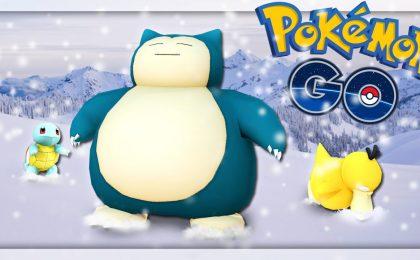 Pokemon Go evento Natale: incubatori gratis e più 2a generazione