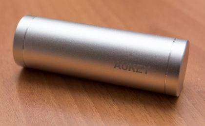 Power Bank AUKEY PB-N37: recensione caricabatterie da 5000 mAh