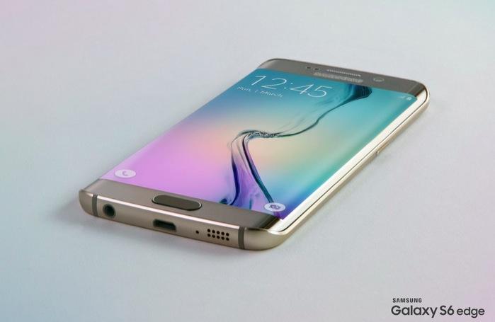 Samsung Galaxy S6 Edge foto ufficiale