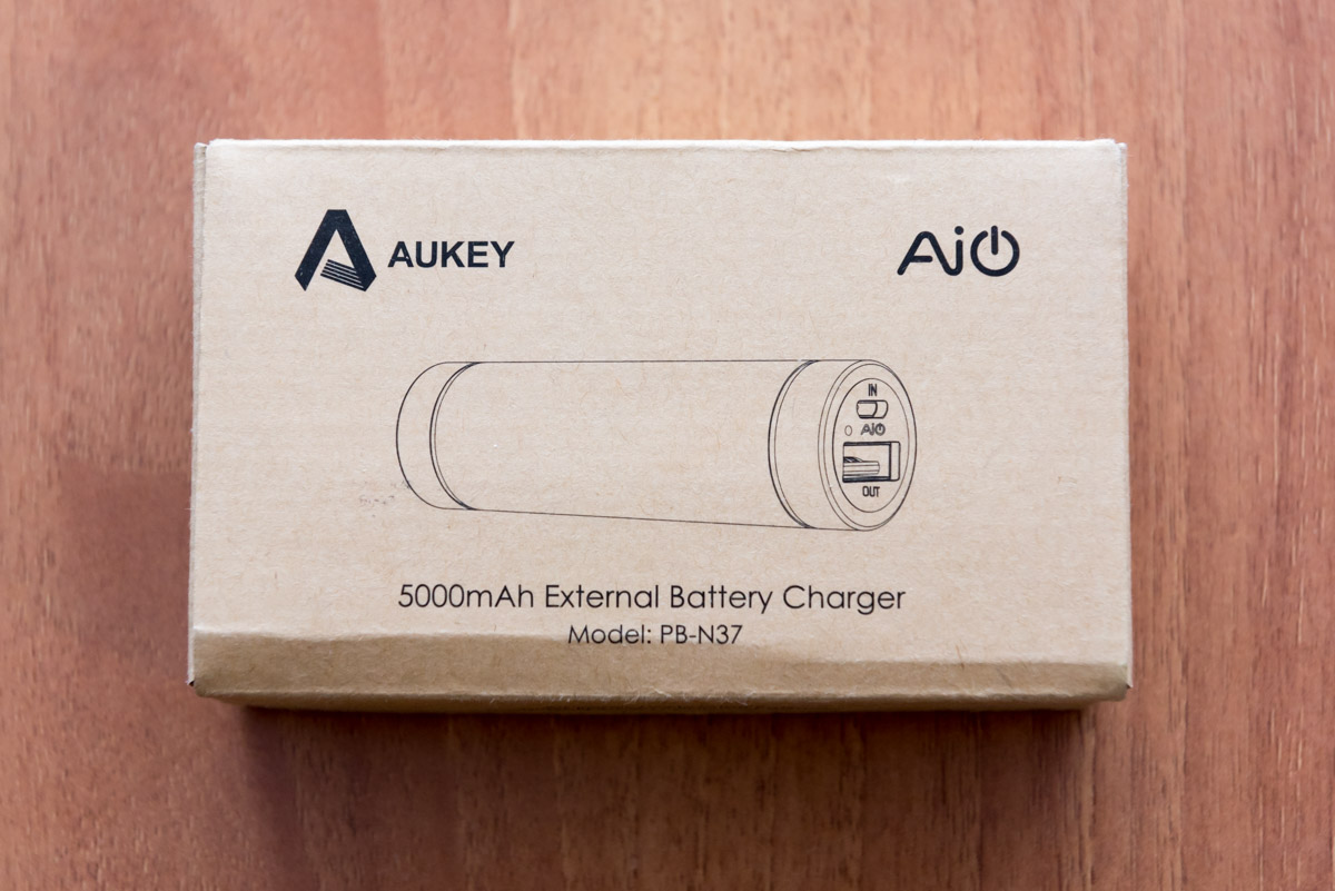 Scatola Power Bank AUKEY PB N37