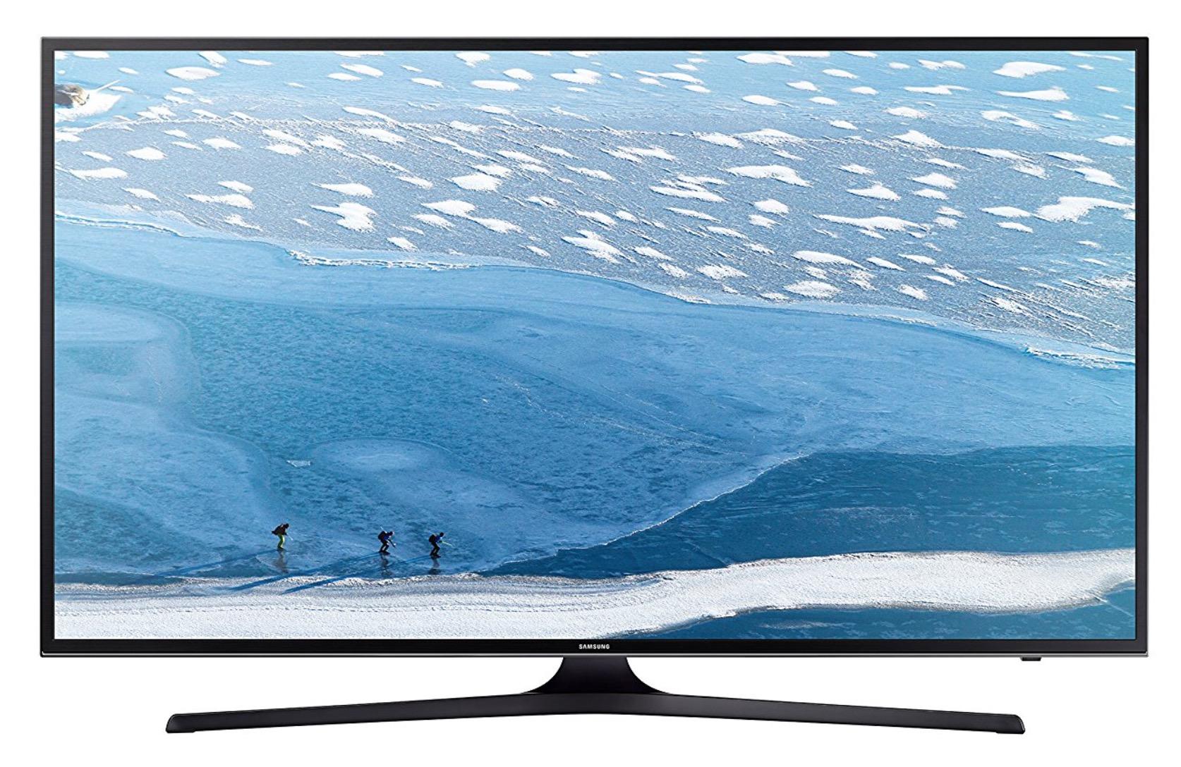 Smart TV Samsung UE40KU6072U