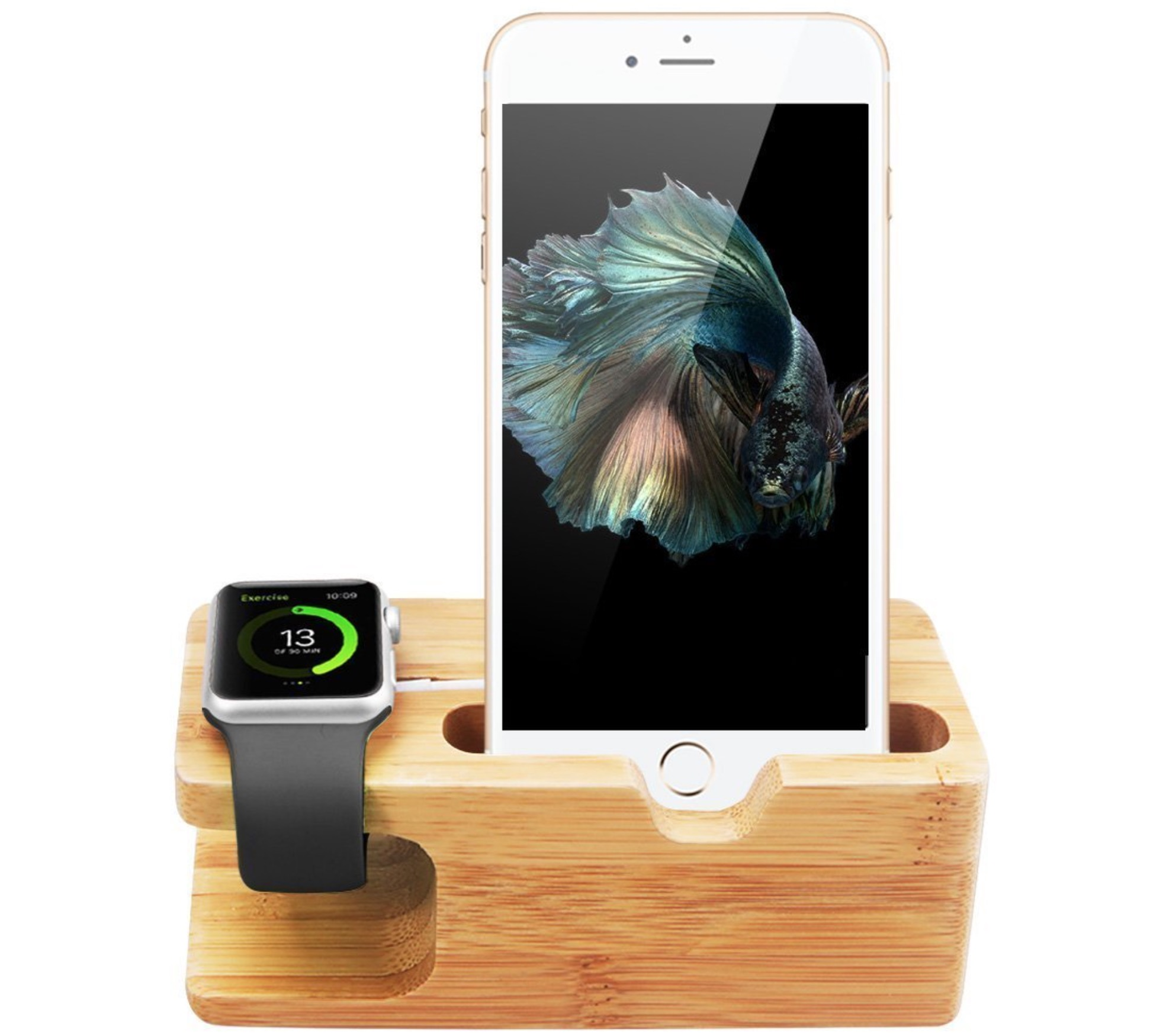 Stand iPhone e Apple Watch