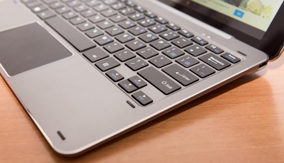 Tastiera e porta USB Chuwi Hi12