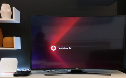 Vodafone TV:  televisione tradizionale, On Demand e NOW TV
