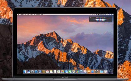 macOS Sierra 10.12.2 aggiornamento: tutte le novità