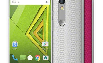 Moto X Style in aggiornamento a Android 7.1.1 Nougat