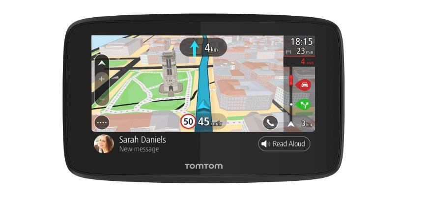 navigatore GPS per auto TomTom GO 520