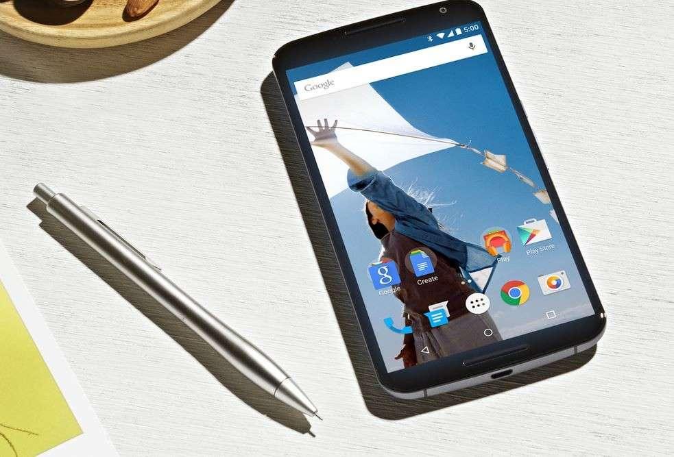 Nexus 6 in aggiornamento a Android 7.1.1 Nougat: le informazioni