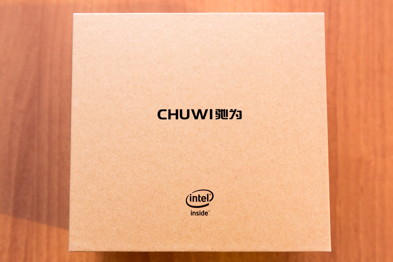 Chuwi HiBox Hero unboxing