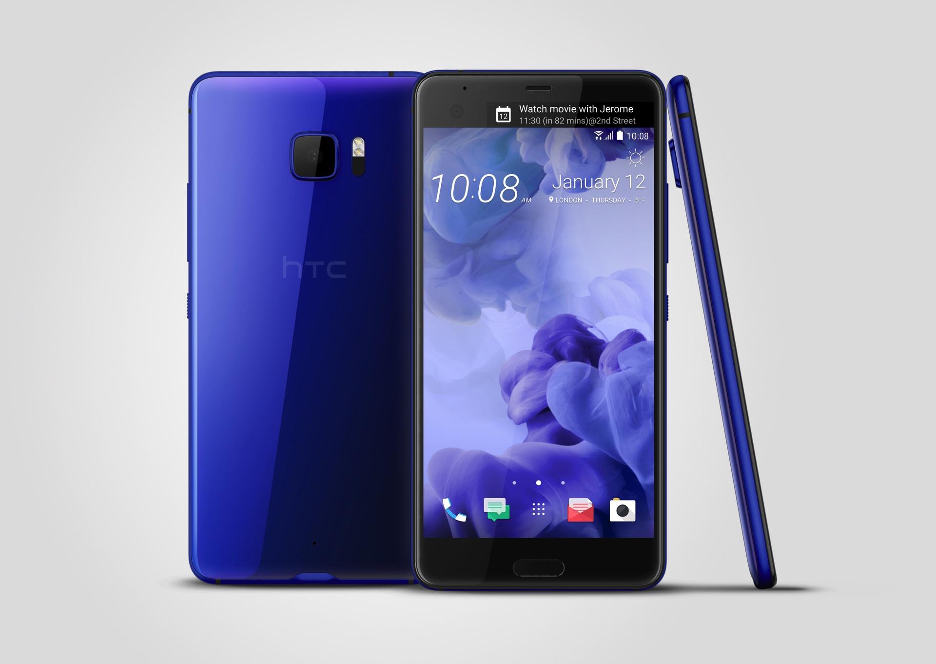 HTC U Ultra: prezzo e scheda tecnica ufficiali