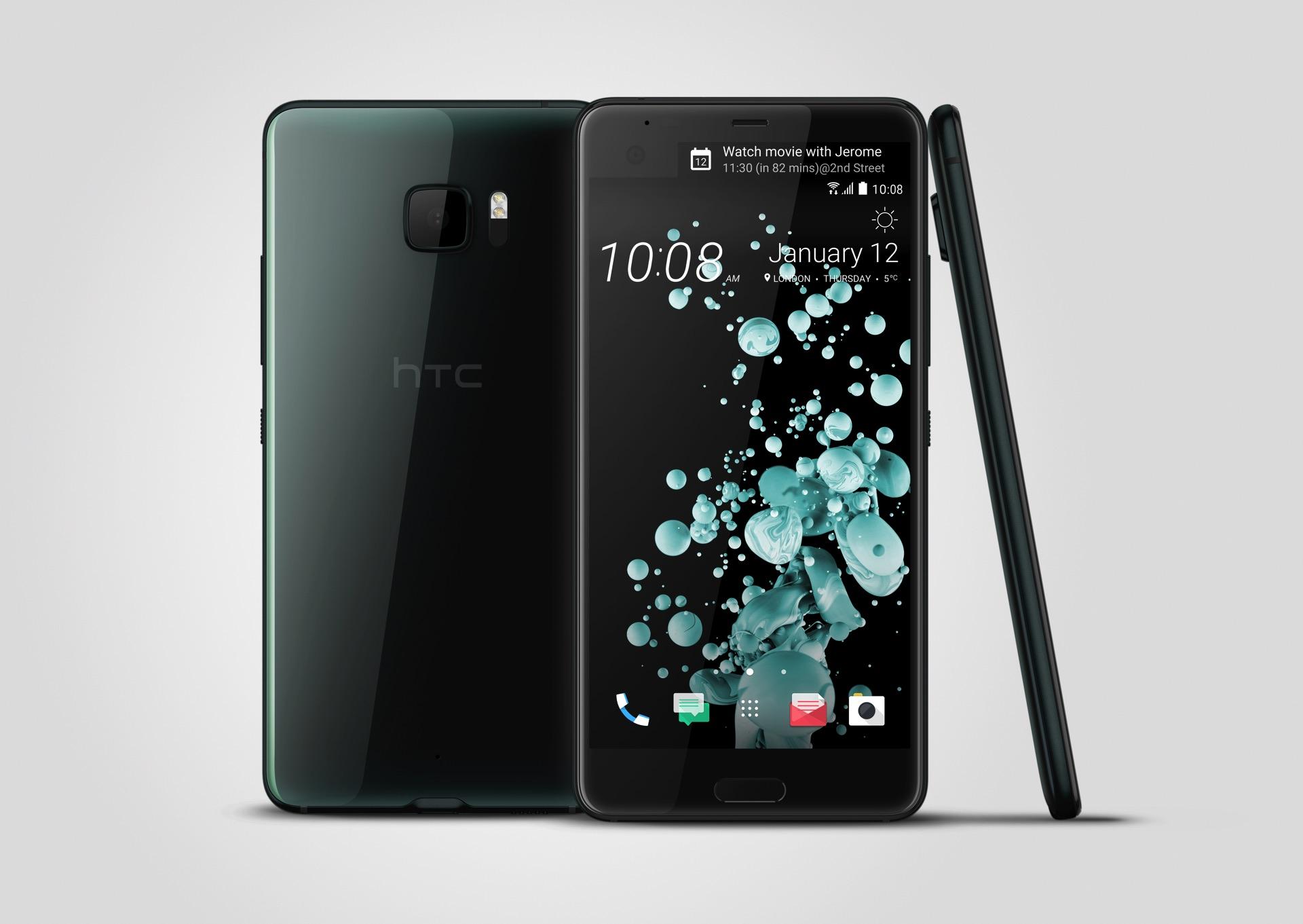 HTC Ultra U nero