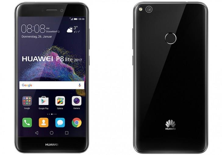 Huawei P8 Lite (2017) prezzo e scheda tecnica ufficiali