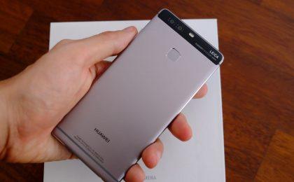 Huawei P9 a quota 10 milioni per la prima volta per i cinesi