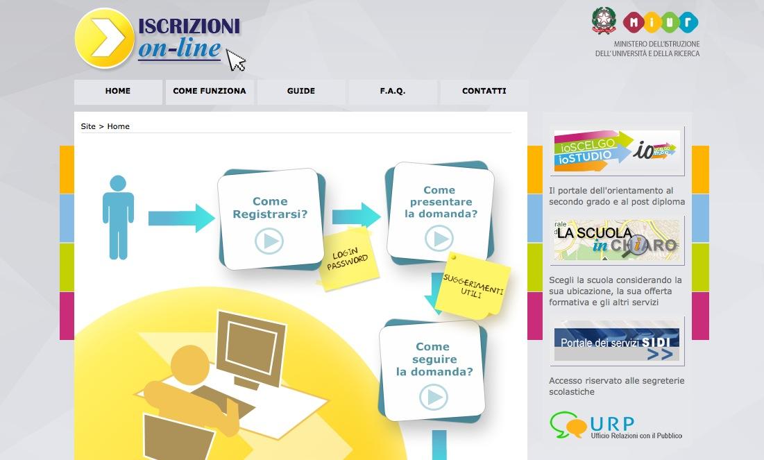 Iscrizioni scuola 2017 online: primaria, secondaria e superiore, come fare