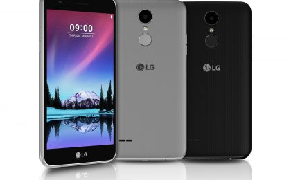LG K4 2017: prezzo e scheda tecnica del low-cost