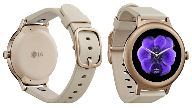 LG Watch Style e Sport Style con Android Wear: foto e scheda in anteprima