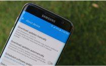 Samsung Galaxy S6 e S6 edge in aggiornamento a Android 7 Nougat