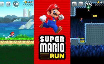 Super Mario Run per Android, quando esce? A Marzo