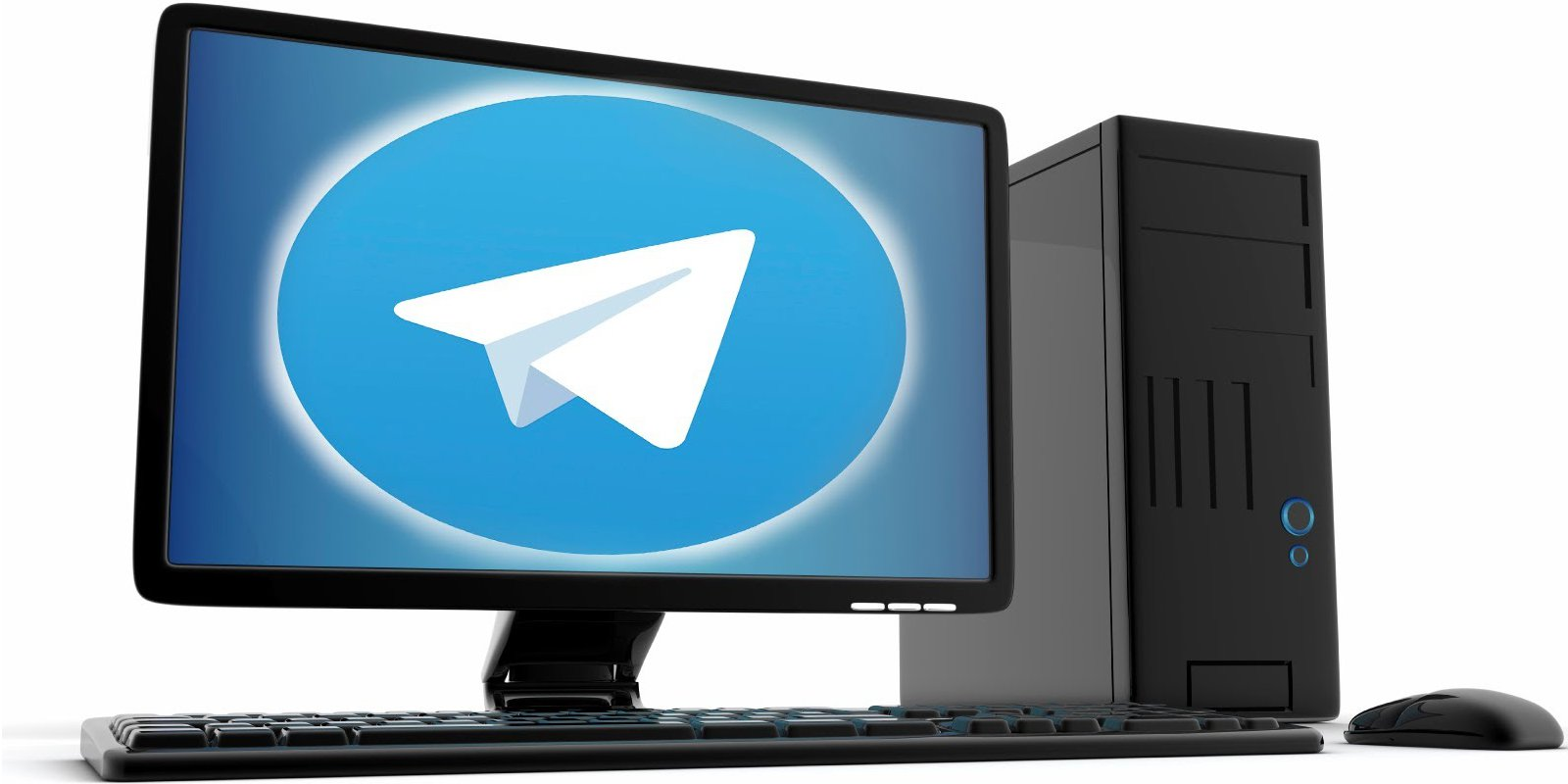 Telegram è disponibile anche per PC a differenza di Whatsapp b