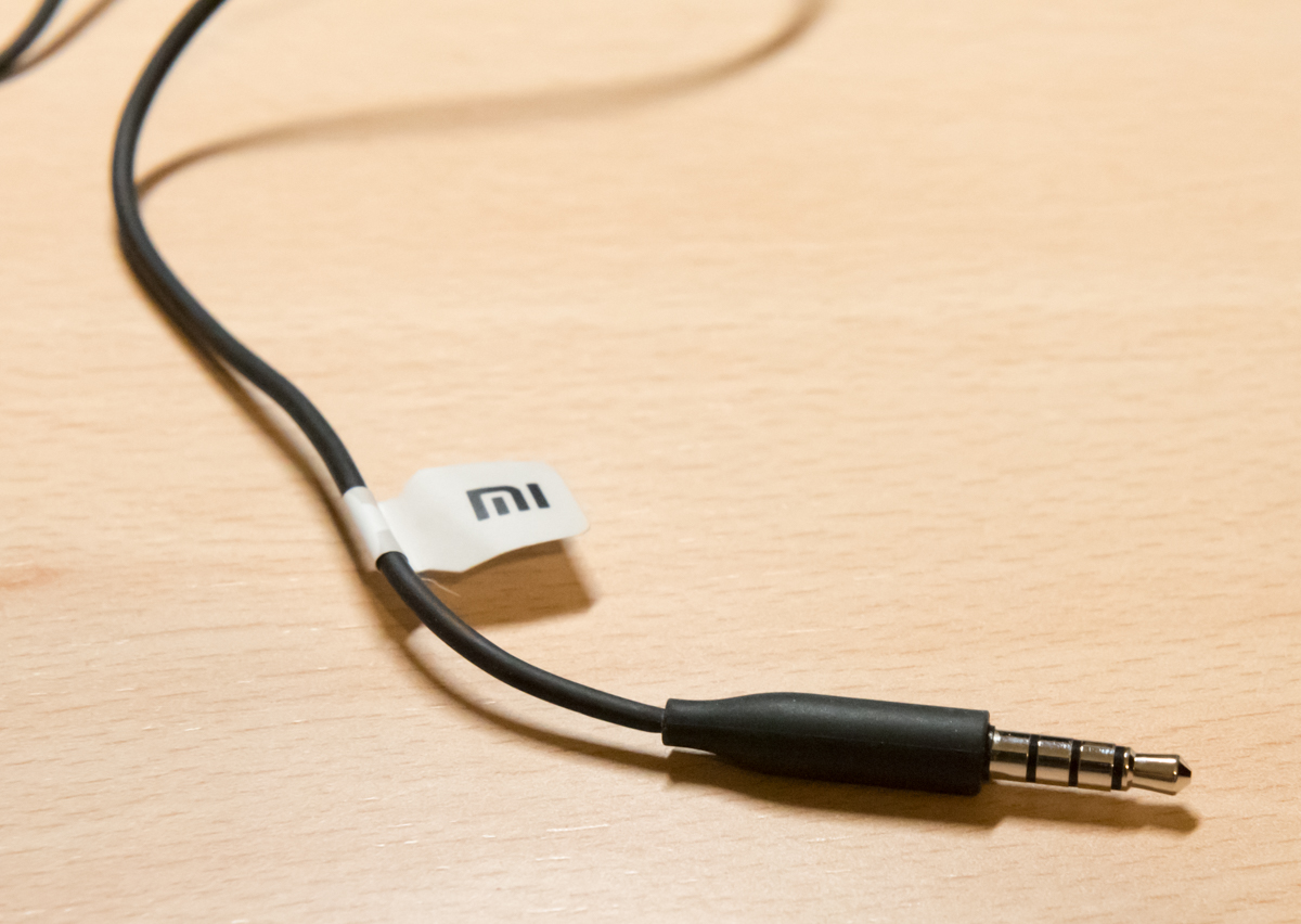 Xiaomi Piston Fresh jack 3,5 mm