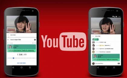 YouTube Super Chat: che cos'è e come funziona