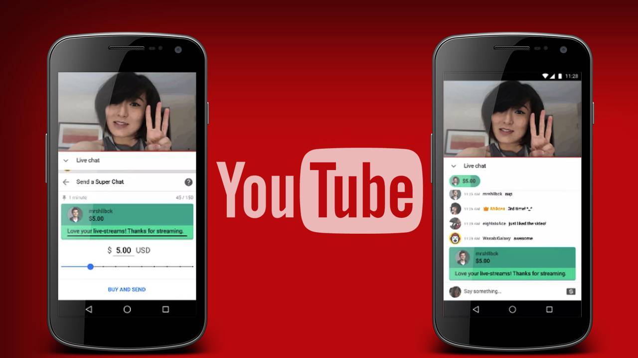 YouTube Super Chat: che cos'è e come funziona
