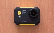 Action cam AUKEY AC-WC1: recensione videocamera che sfida GoPro
