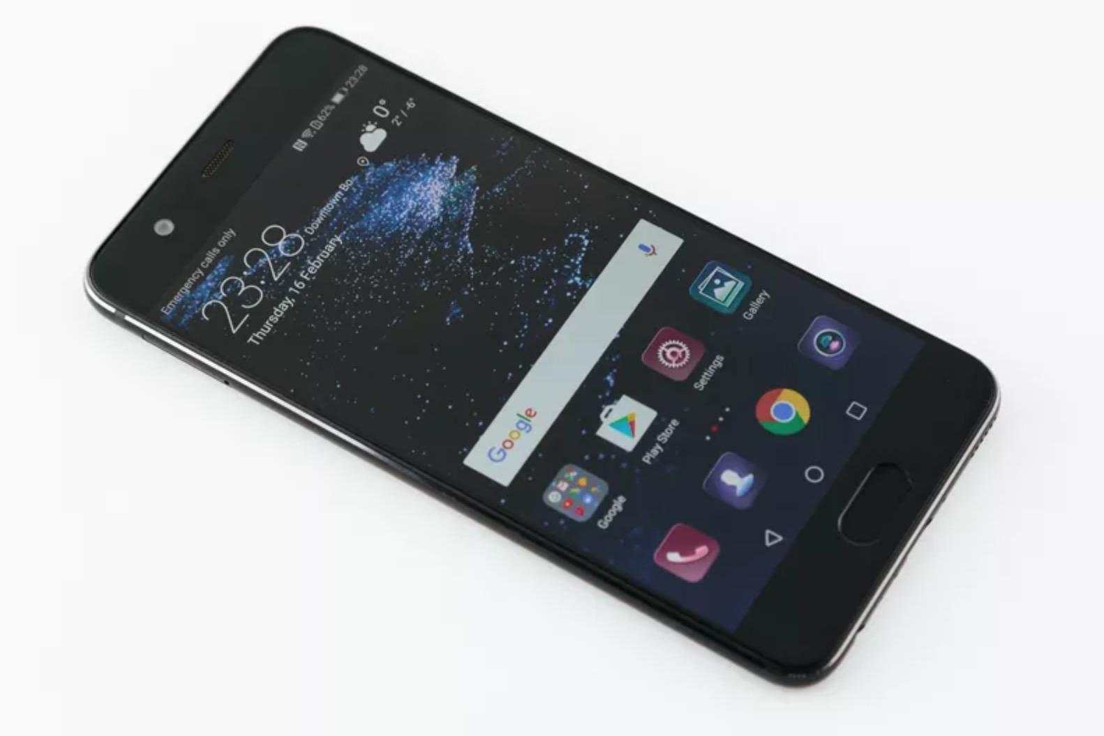 Design Huawei P10
