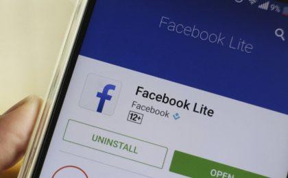 Facebook Lite per iOS è ufficialmente in arrivo