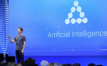 Facebook testa un motore di ricerca per le foto