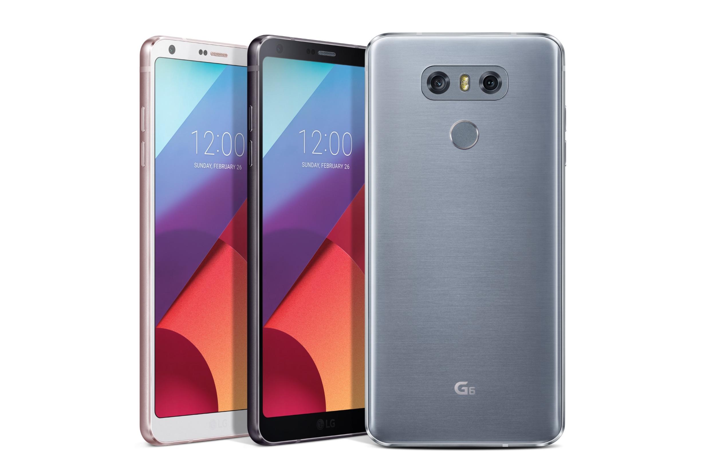 LG G6: 5 motivi per comprarlo
