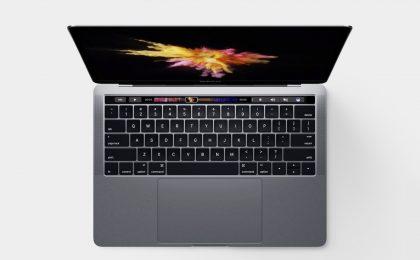MacBook Pro 2016, problemi alla tastiera