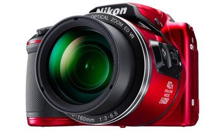Nikon Coolpix B500, la compatta dall'elevata qualità e semplicità d'uso