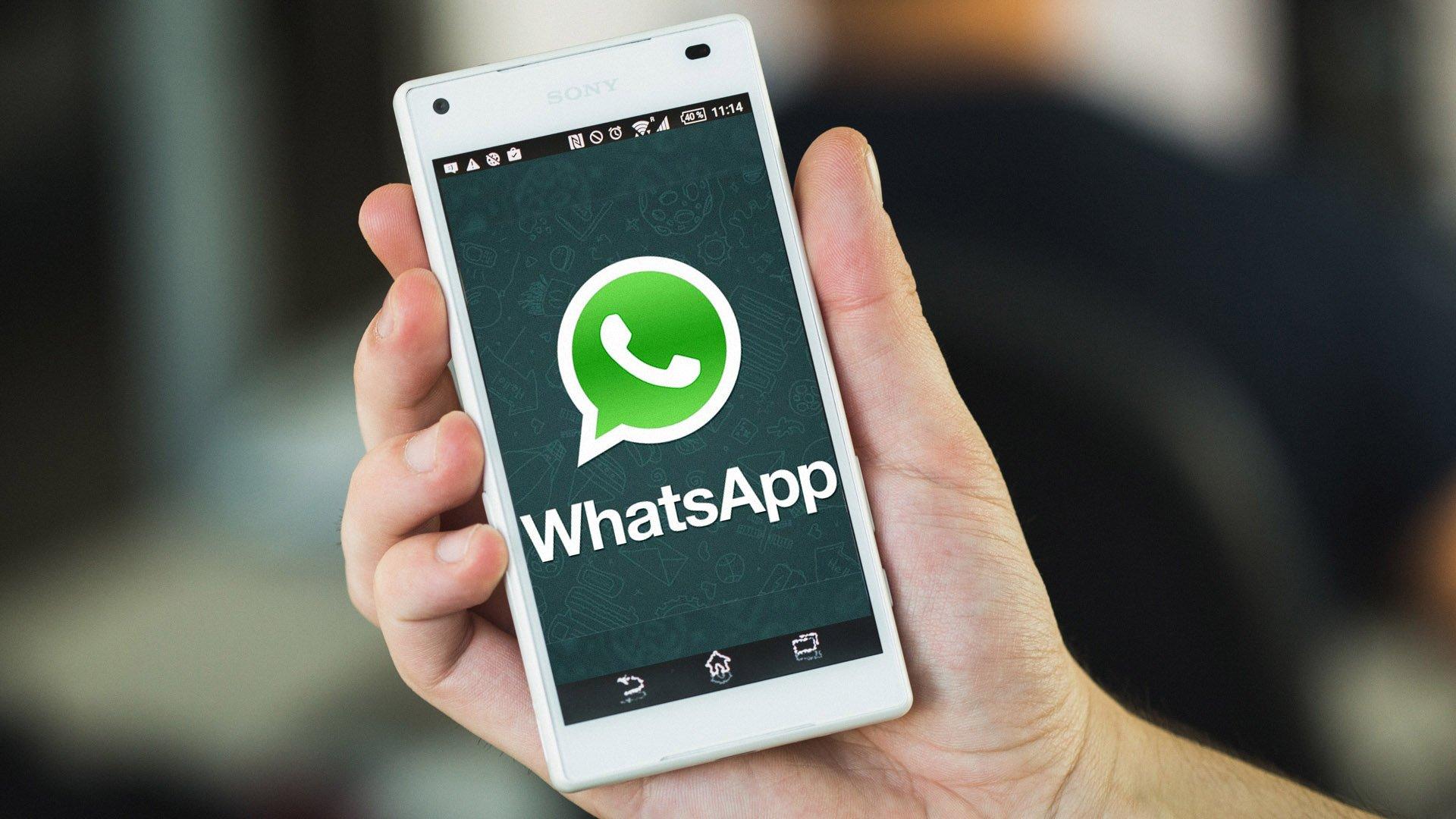 Nuovo Stato WhatsApp