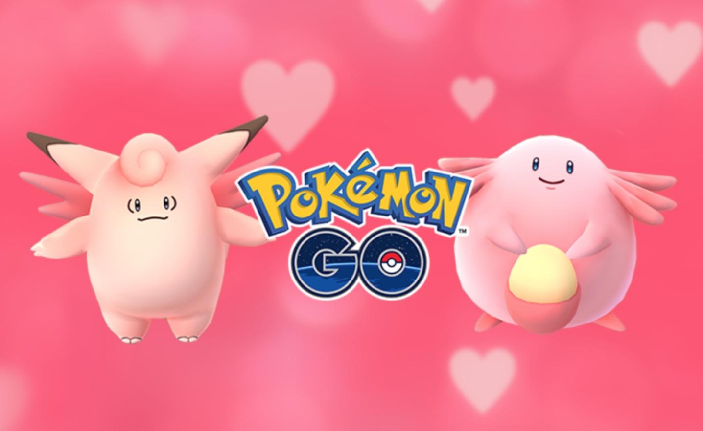 Pokemon Go San Valentino: evento speciale con tante novità