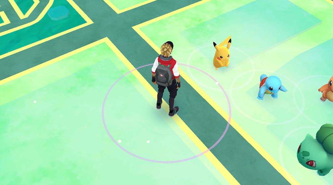 Pokemon Go San Valentino spawn
