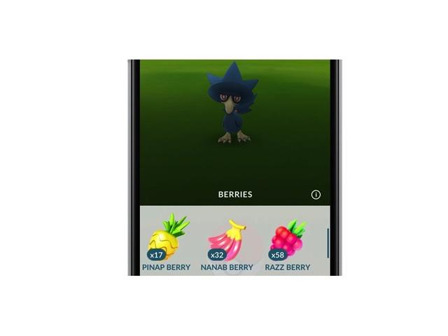 Pokemon Go: bacche Nanab e Pinap, a cosa servono e come usarle