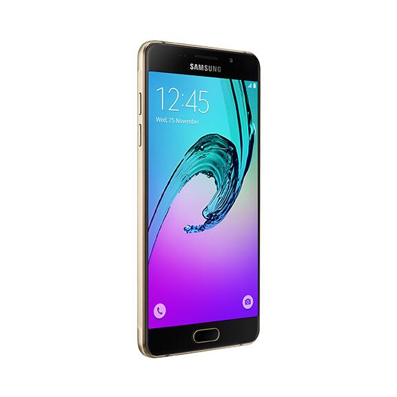 Samsung Galaxy A5 in aggiornamento a Android 7.0 Nougat a Febbraio