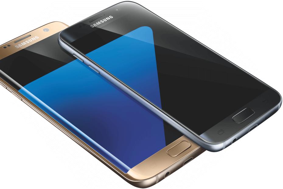 Samsung Galaxy S7 coppia