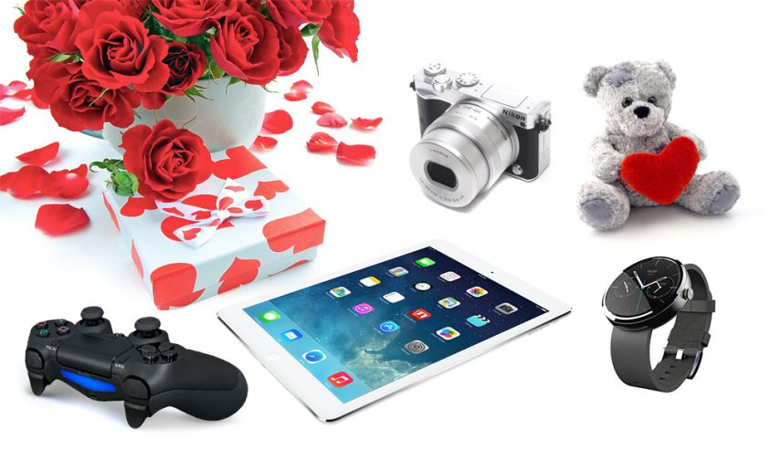 San Valentino 2017: i consigli utili per un regalo tech