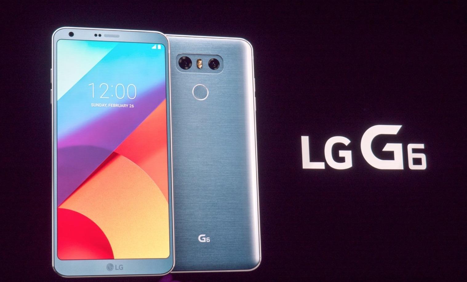 SoC LG G6