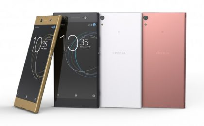 Sony Xperia XA1 Ultra: la scheda tecnica ufficiale del phablet