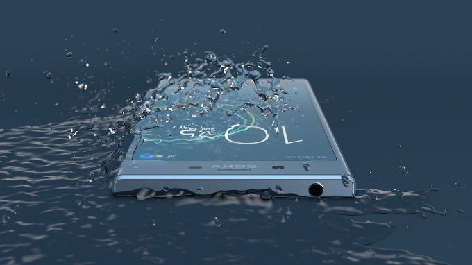 Sony Xperia XZs waterproof