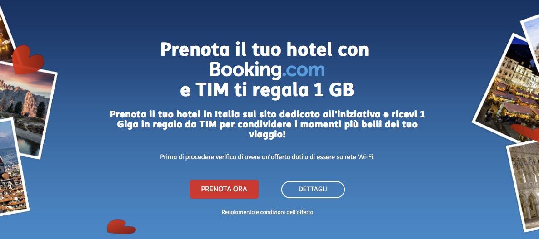 TIM e Booking