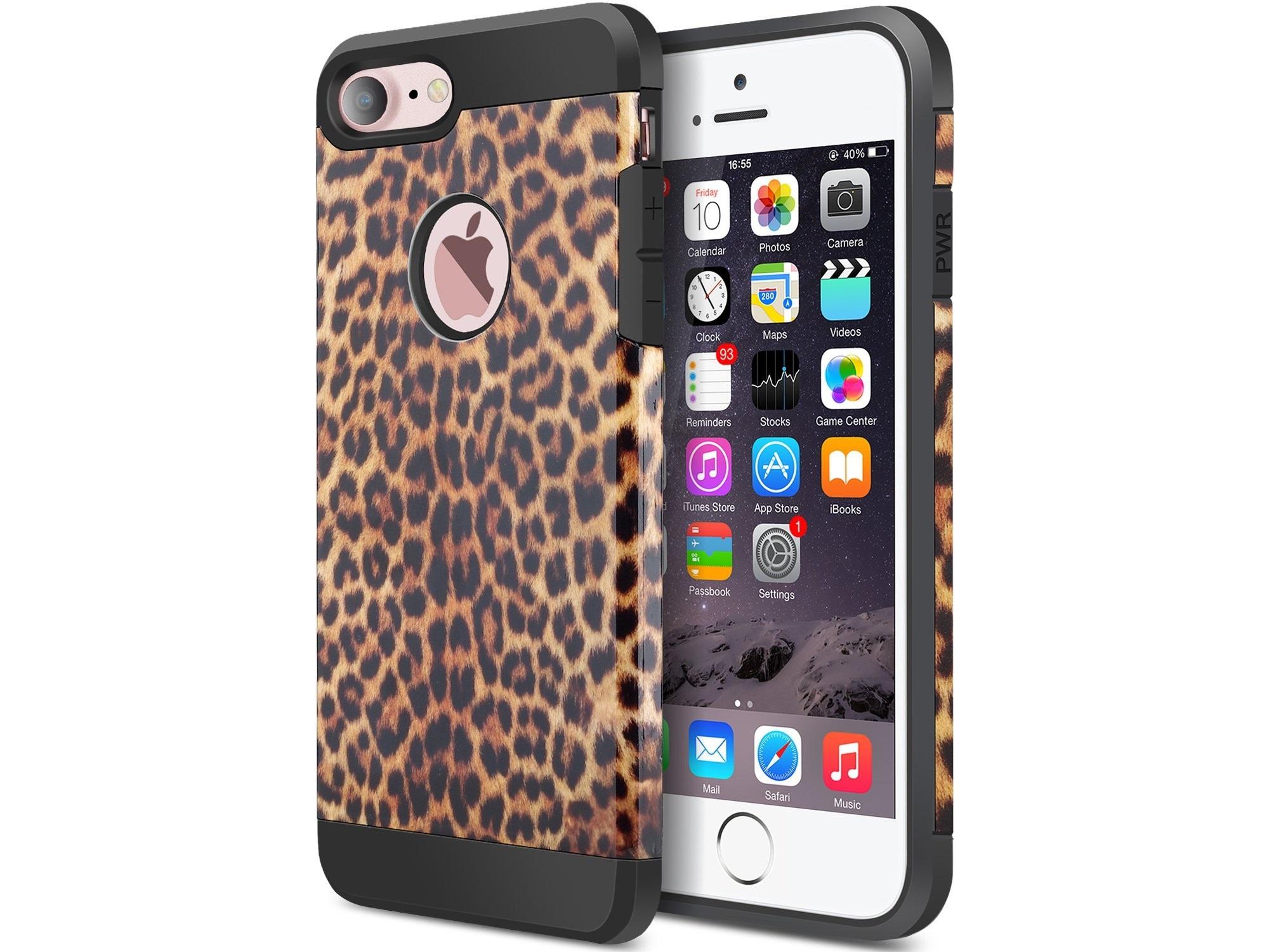 The classic leopard print