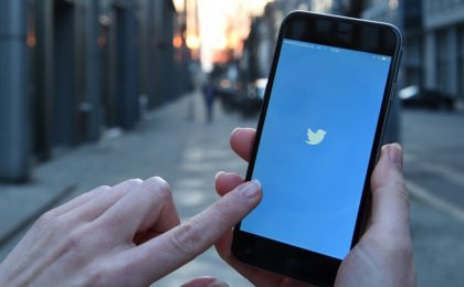 Twitter per Android, supporto GIF da tastiera