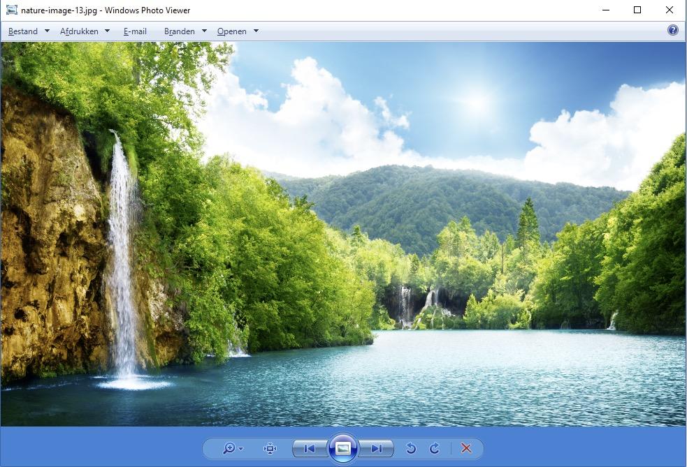 Visualizzatore Foto Windows