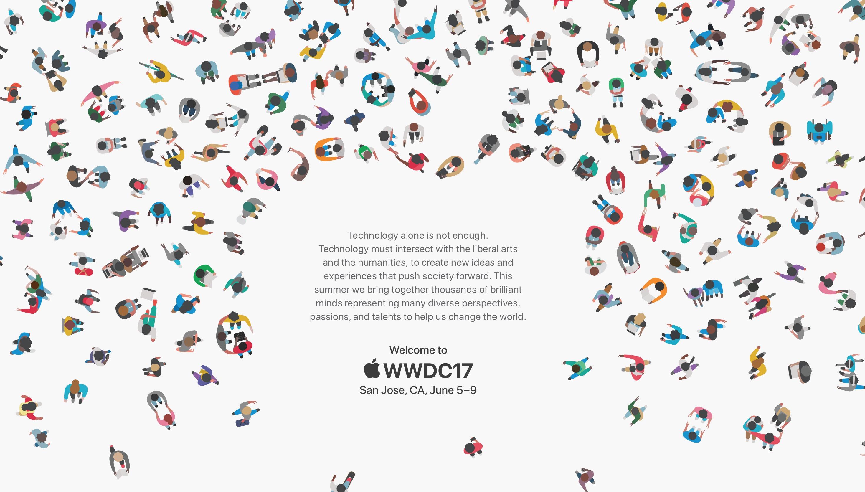 WWDC 2017: Apple annuncia la data ufficiale